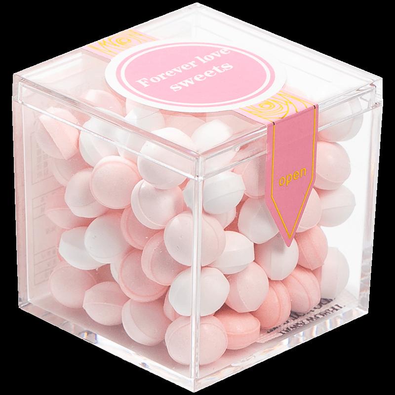 持久香体糖果薄荷口香吐息约会接吻颜值女生零食礼盒体香糖女网红