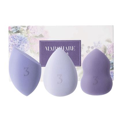 三月兔/ marchare美妆蛋不吸粉装蛋