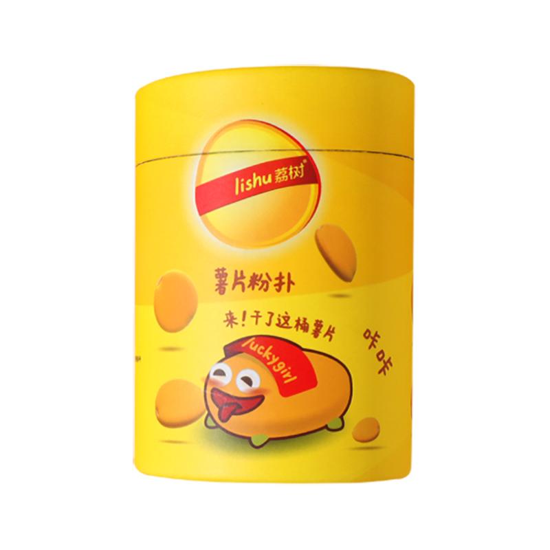 荔树薯片粉扑棉花糖气垫粉底液专用植绒散粉蛋黄派三角饭团美妆蛋