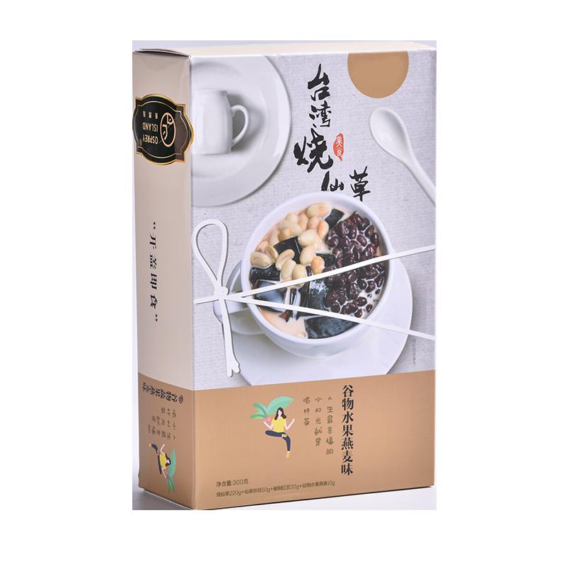 【鱼鹰岛】免煮燕麦烧仙草300g