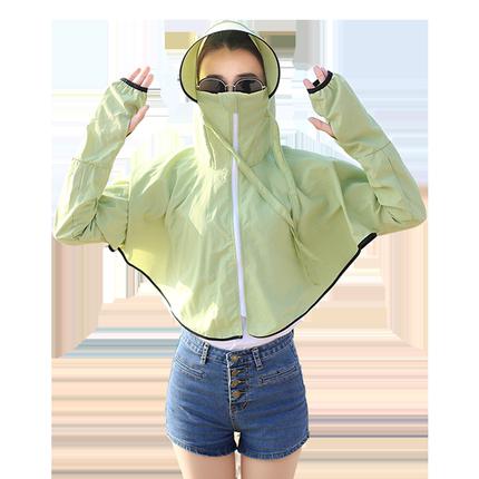 短款2019夏季亲子小衫防紫防晒衣