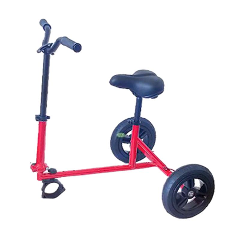 平衡车改装卡丁车支架儿童成人两轮