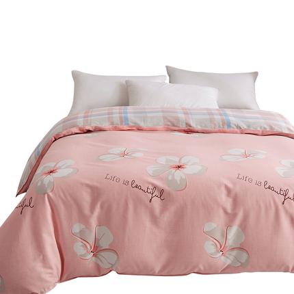 全棉被套单件棉单人被罩宿舍1.5米床纯棉被罩双人200x230棉布