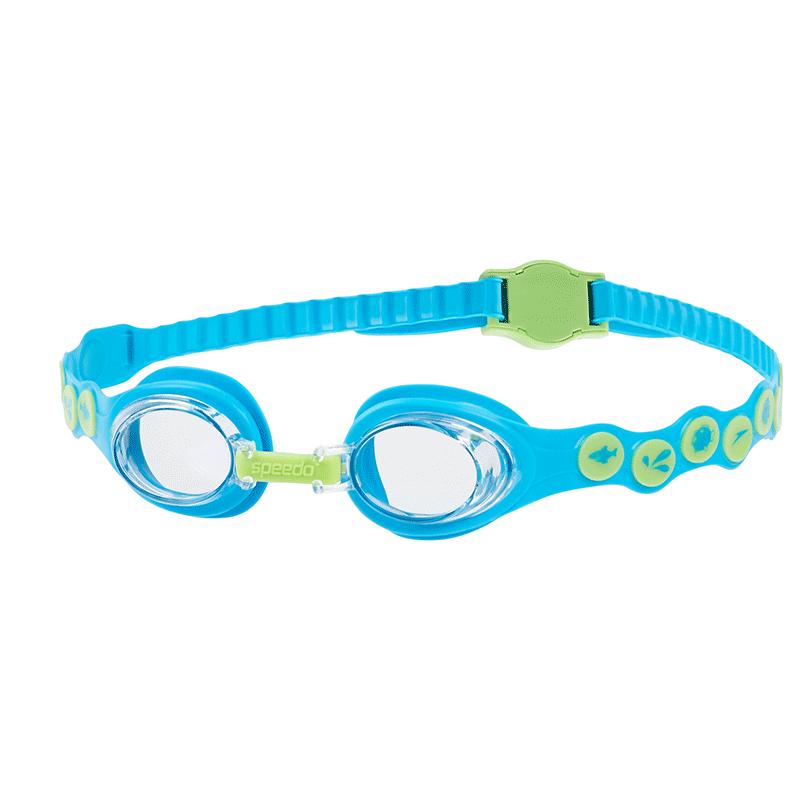 speedo儿童泳镜高清防雾游泳眼镜