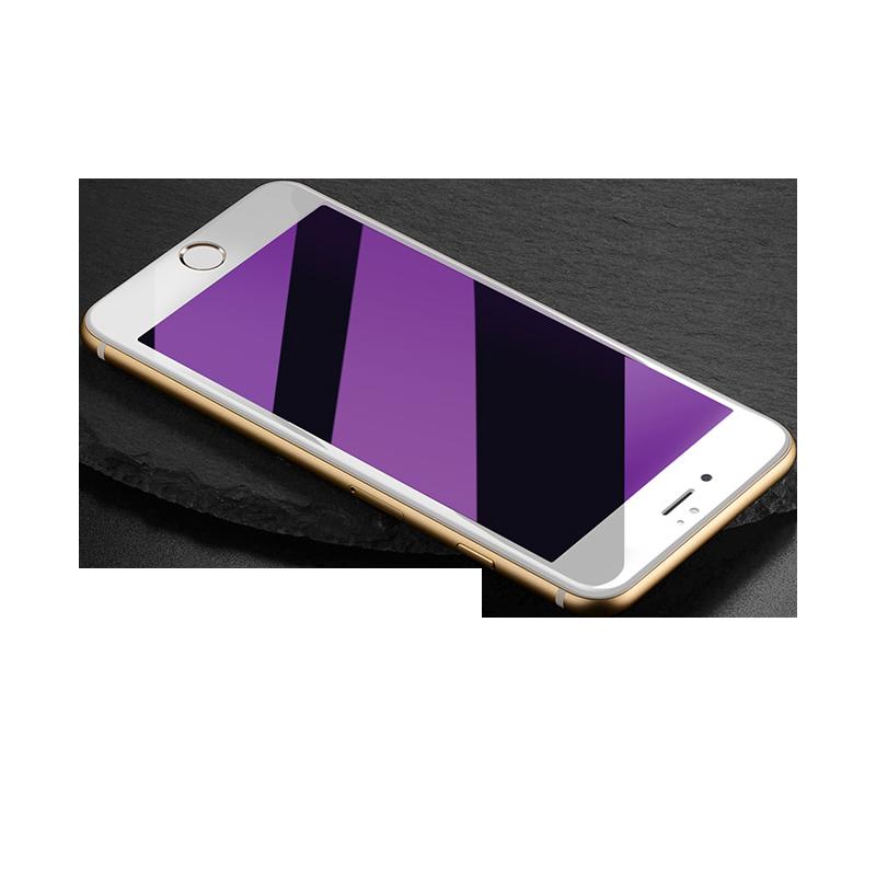 苹果11钢化膜iphone11PRO全包曲面屏钢化膜iphoneXR抗指纹钢化膜手机iphoneXS MAX/7/8/6/7P/6P/8sPlus钢化膜