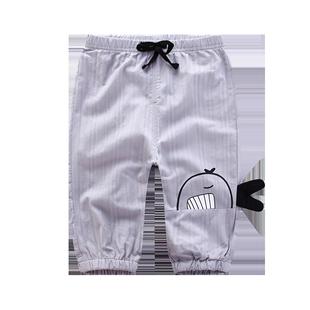 宝宝卡通时尚夏装新款夏季潮防蚊裤