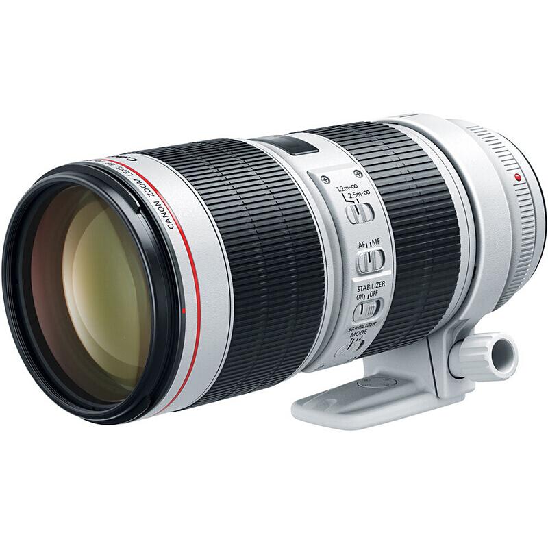 Canon/佳能EF70-200mm f/2.8L IS III USM单反相机镜头小白伞