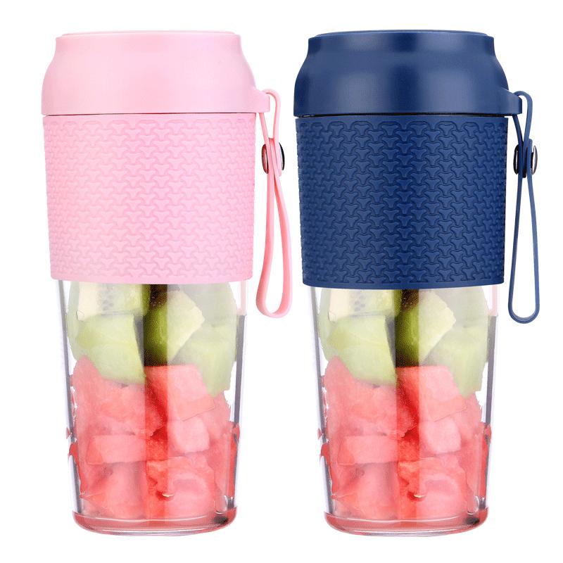 便携式榨汁机家用迷你随身小型榨汁杯充电电动学生料理炸水果汁机