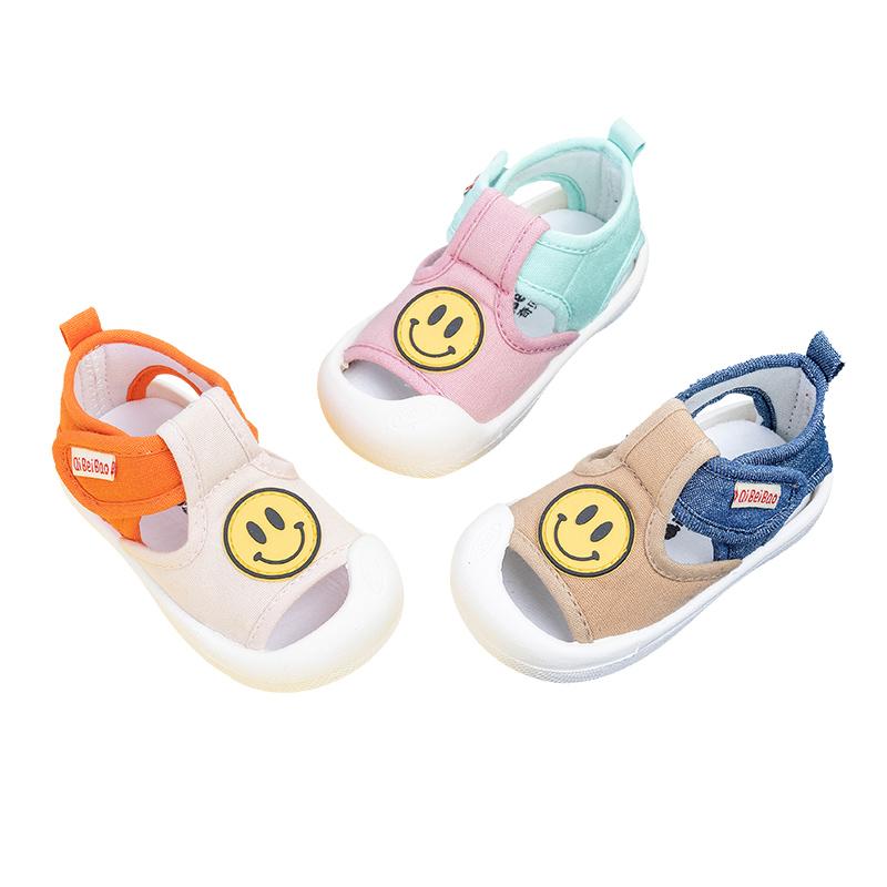 女宝宝凉鞋夏1-3婴儿软底防滑布鞋评价如何