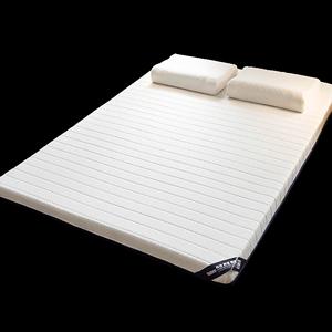 北极绒冬季乳胶软垫单人榻榻米床垫