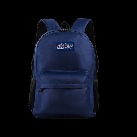 迪士尼米奇小黄人变形金刚休闲书包中小学生1-3-5年级男双肩背包轻便简约旅行背包幼儿园小包