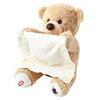 会躲猫猫的玩具熊毛绒6-12小熊玩具质量如何