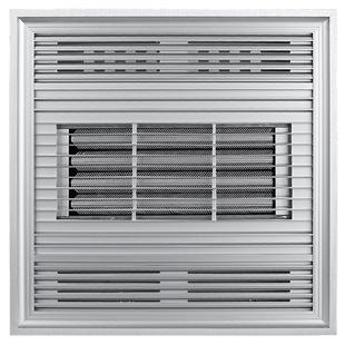 超導單風暖浴霸300x300集成吊頂浴霸燈衞生間暖風機浴室取暖器