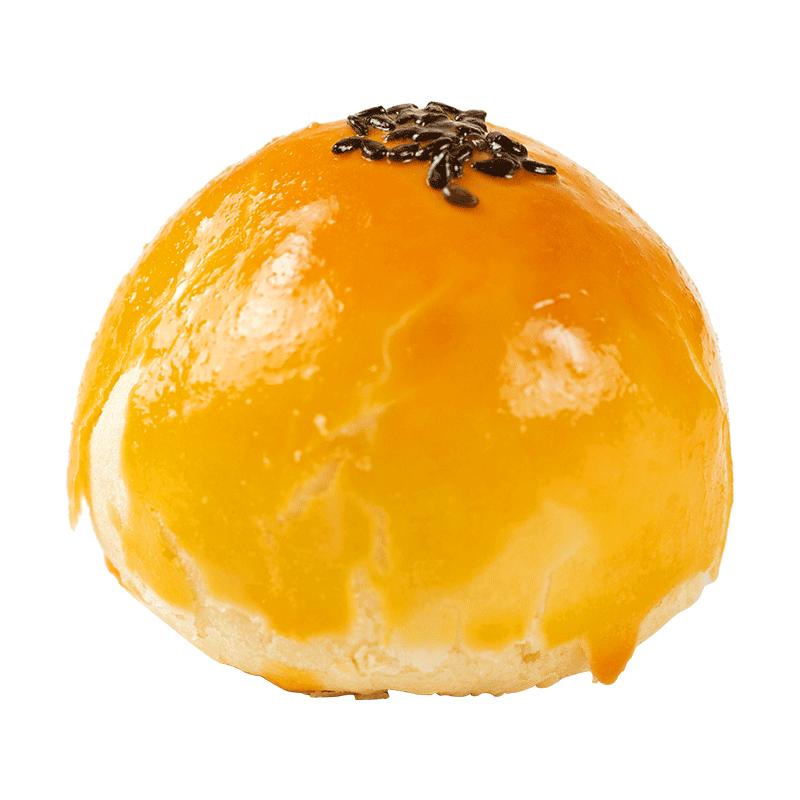 蛋黄酥雪媚娘网红零食早餐咸鸭蛋黄