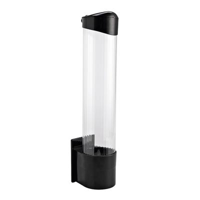 一次性杯子架子置物架饮水机自动取杯器纸杯水杯塑料杯架免打孔
