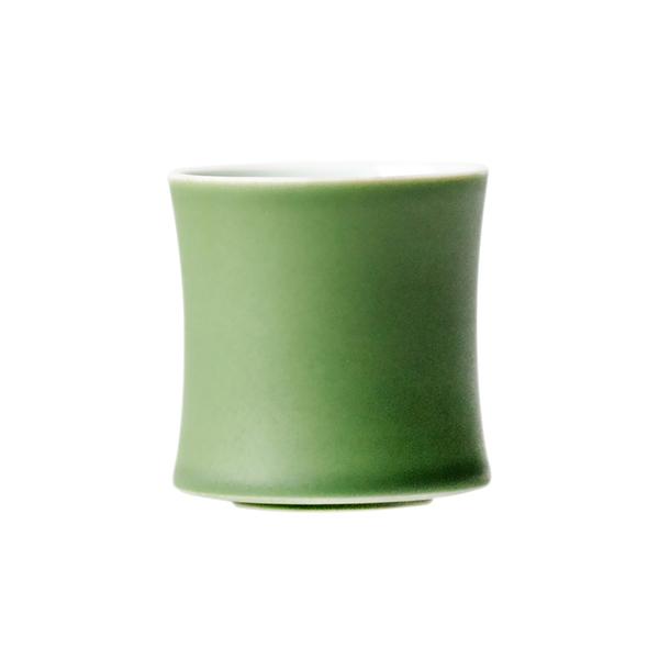 山水间青竹景德镇陶瓷竹节杯,50元左右创意礼物送朋友老爸