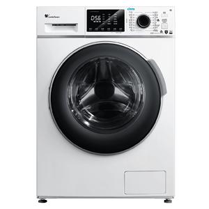 小天鹅洗衣机全自动家用滚筒洗脱10公斤水魔方 TG100VT86WMAD5