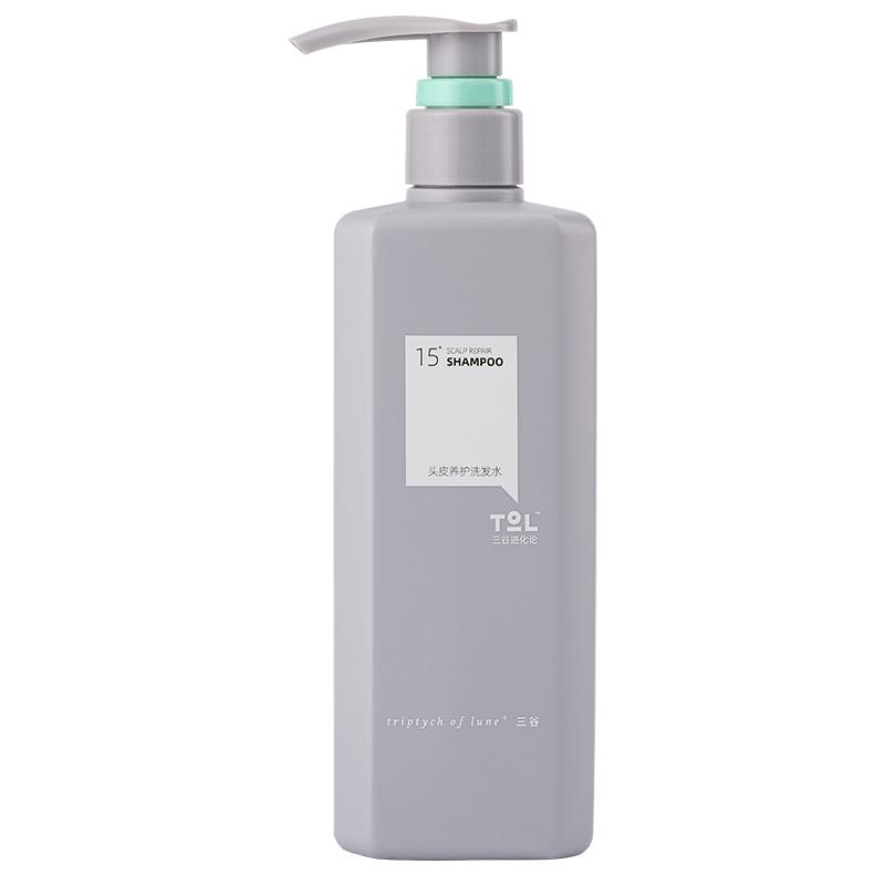三谷止痒控油去屑洗发水420ml/瓶