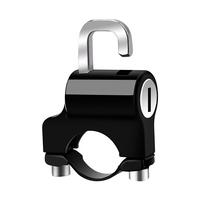 电动摩托车头盔锁防盗防偷固定安全帽锁挂钩密码锁电瓶车帽子锁