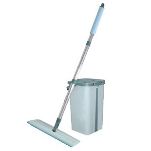 免手洗拖把懒人平板拖木地板自地砖