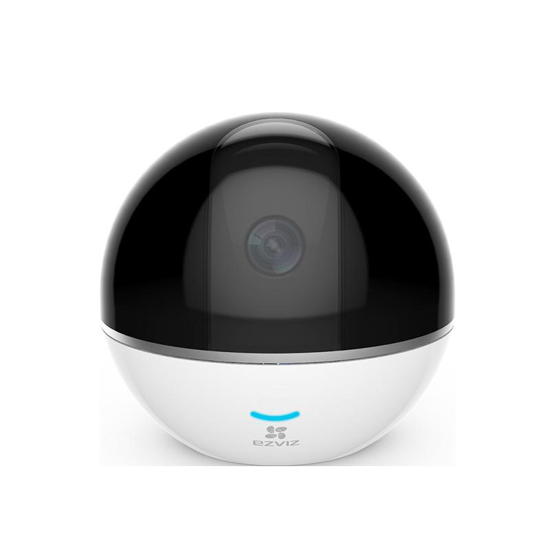 海康威视萤石云c6tc手机360度旋转全景室内家用无线监控器摄像头
