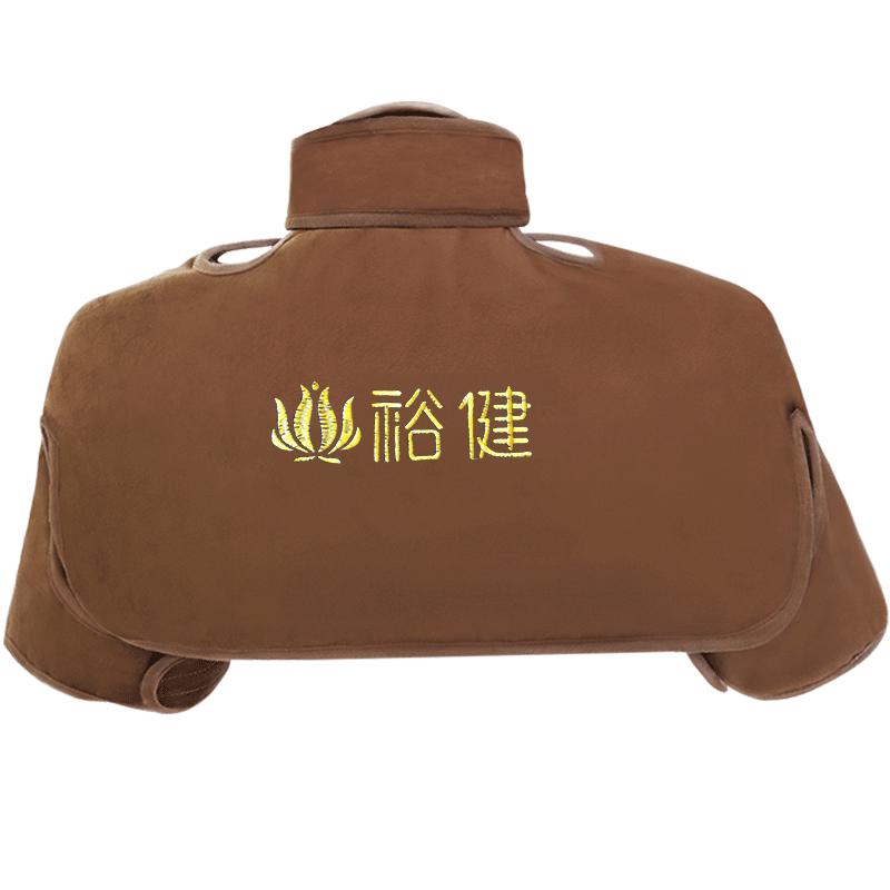 裕健艾灸盐袋粗盐海盐袋子颈肩包热敷包电加热肩颈电热颈椎理疗袋