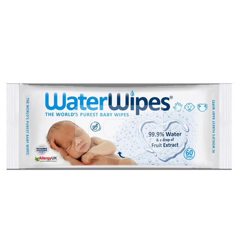 婴儿纯水湿巾新生儿专用手口屁湿巾
