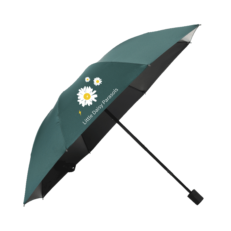 全自动折叠太阳伞遮阳防晒防紫外线雨伞男士女士学生晴雨两用帅气