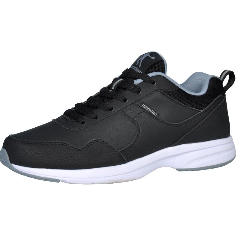 乔丹黑色网面正品软底生活舒适男鞋评价好不好