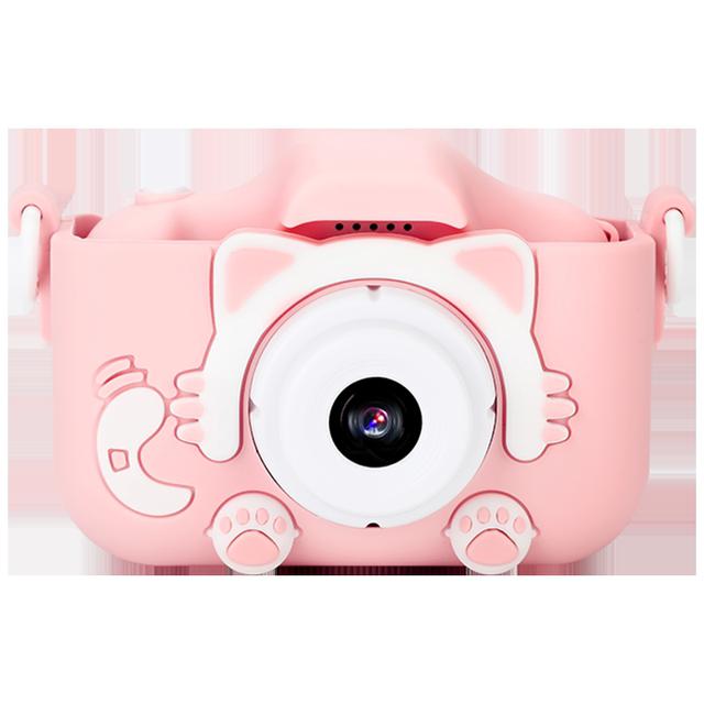 儿童圣诞数码照相机可拍照可打印女孩小高清玩具小型便携学生礼物
