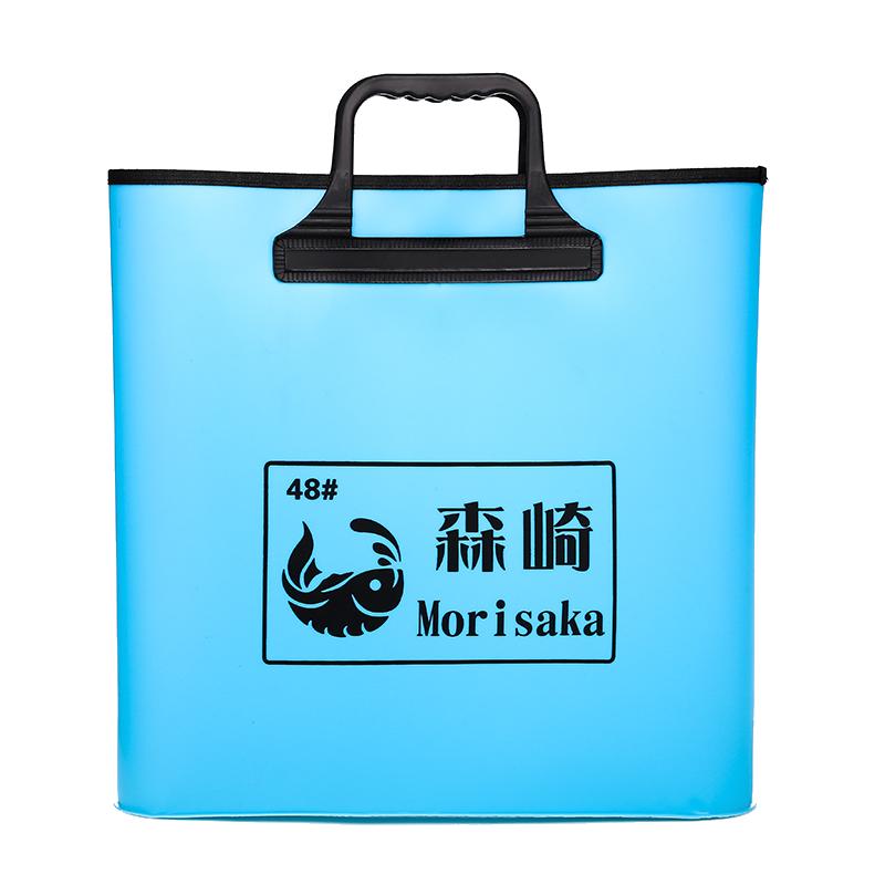 鱼护包手提袋多功能EVA折叠鱼护袋便携手提防水耐磨加厚钓鱼渔具