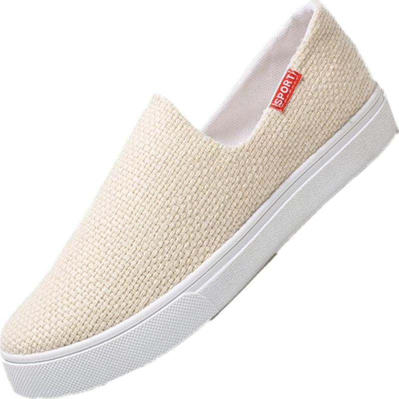 男士老北京男板鞋夏季透气懒人鞋好用吗