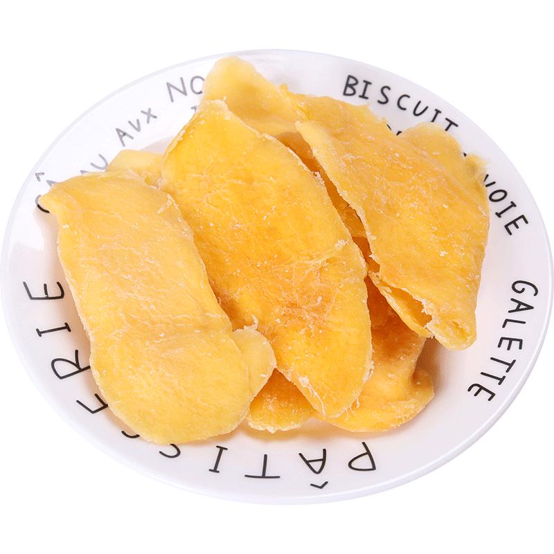 网红小吃休闲零食蜜饯果脯浦水果干果大礼包桶装芒果干罐装组合