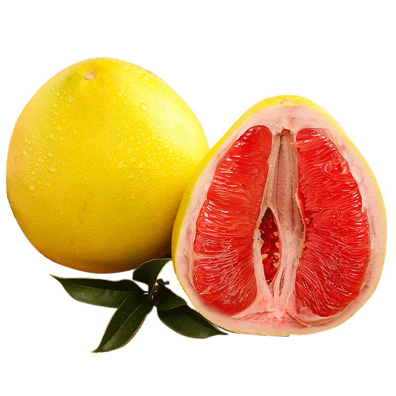 太子哥哥 新鲜红心柚子红肉三红蜜柚当季红柚水果包邮带箱10斤