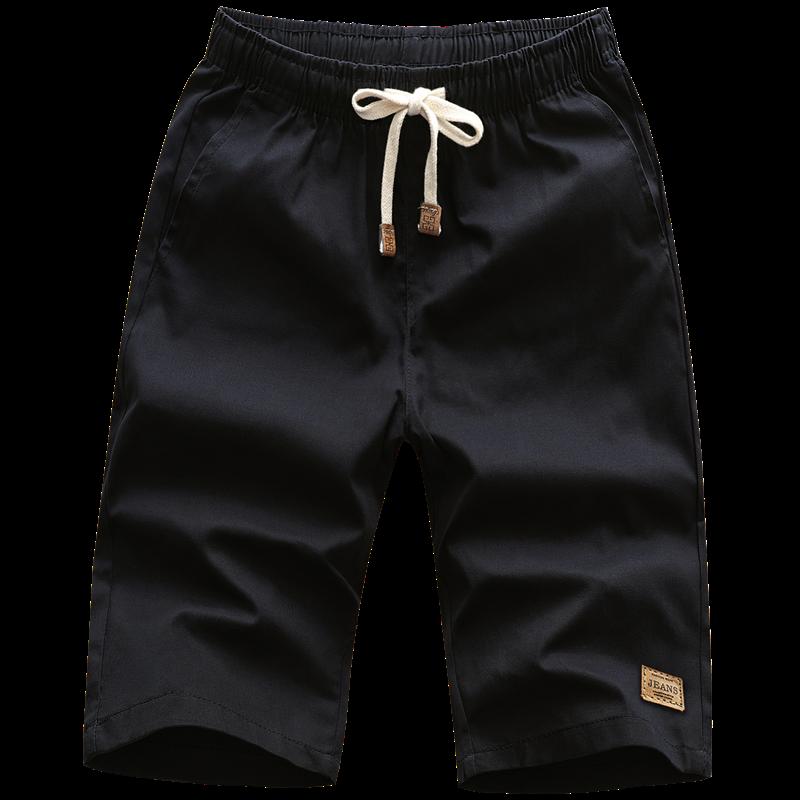 【买一送一】男士夏季工装五分裤沙滩裤