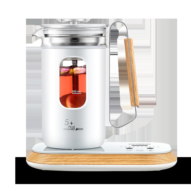 韩国现代全自动多功能煮茶养生壶