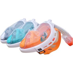 DEX浮潛面罩潛水三寶水下呼吸器浮淺潛水裝備全乾式近視游泳套裝