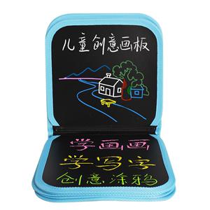 幼儿园宝宝画画本绘画可擦涂色画板