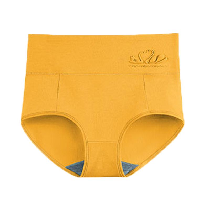 【3条装】大码石墨烯抗菌女士内裤