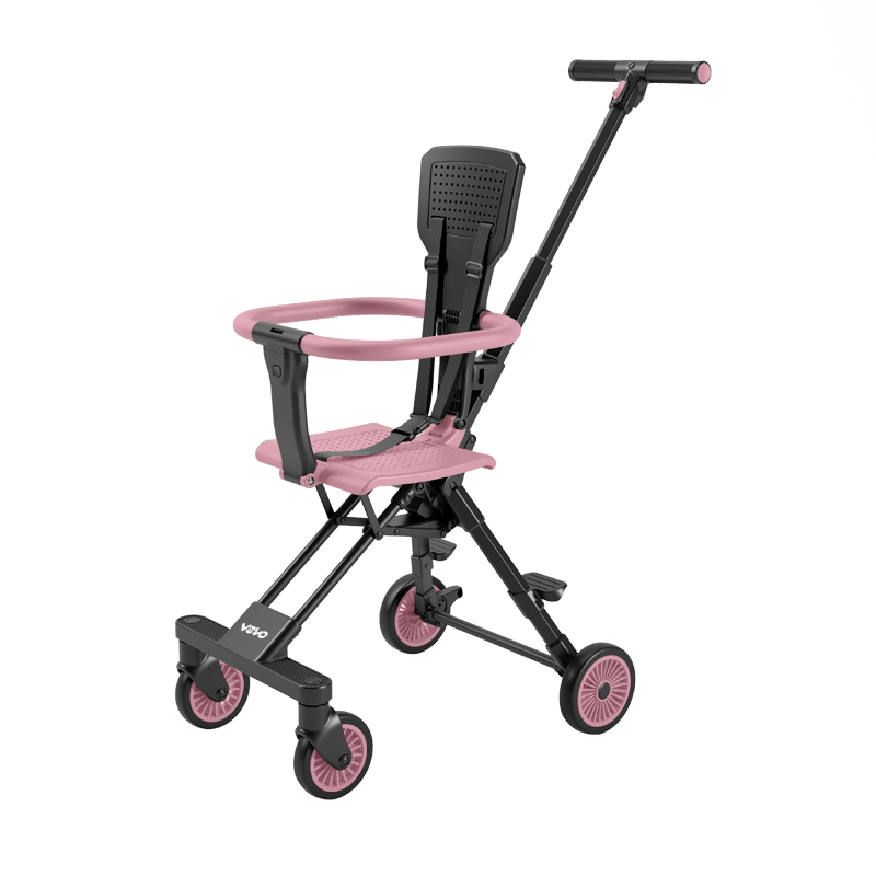 vovo溜娃神器手推车折叠双向轻便简易小宝宝儿童遛娃神器婴儿推车