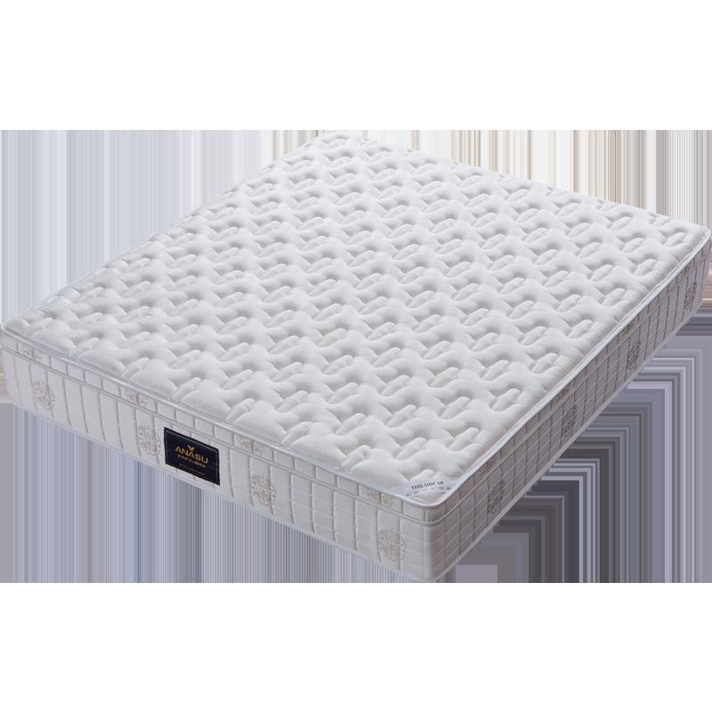 尊瑞乳胶床垫独立家用卧室弹簧床垫价格口碑参看