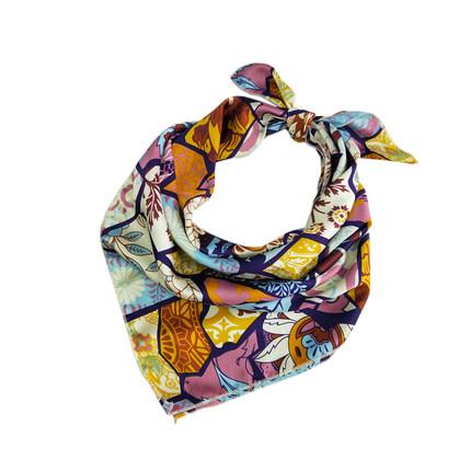 2020韩国小方巾夏季新款头巾领巾