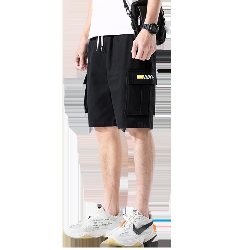 【2条】短裤男夏五分裤工装裤