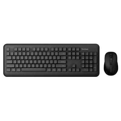 优派无线鼠标键盘键鼠套装