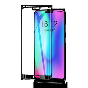 華為榮耀V30鋼化膜青春版v10全身8x手機膜9X全屏全覆蓋playV20高清20玻璃無白邊Pro包邊屏保超清剛化手機貼膜