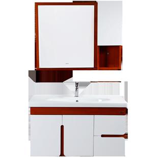 箭牌衞浴 浴室櫃組合洗手洗臉櫃盆一體輕奢風鏡櫃套裝官方旗艦店