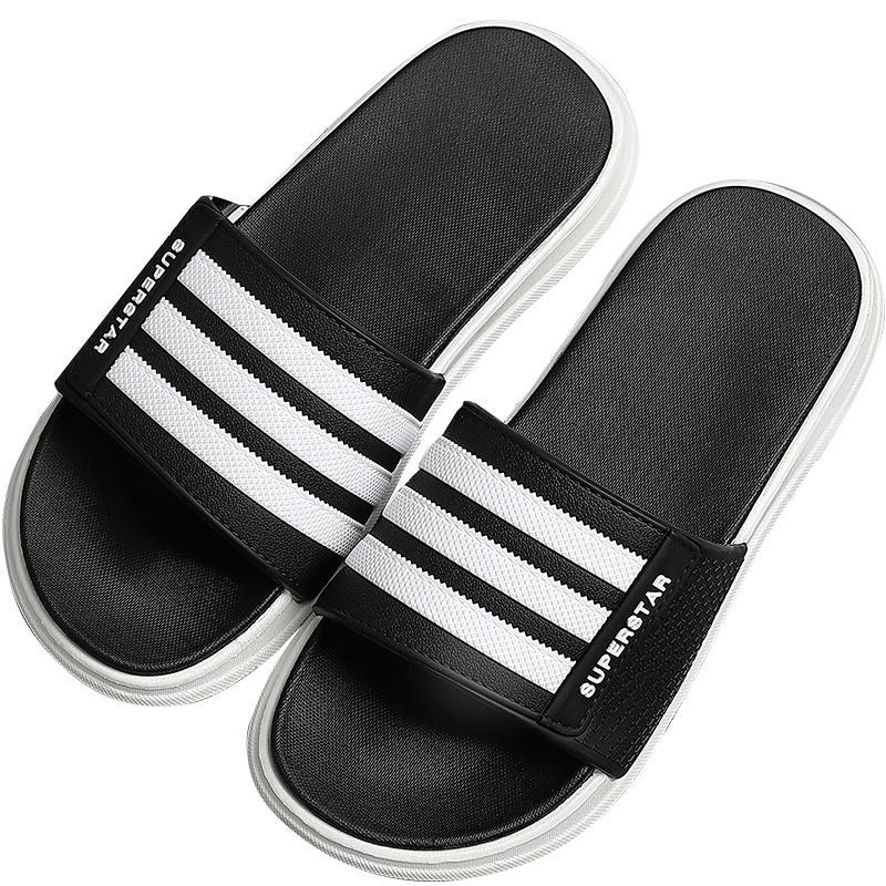 家用夏天情侣室内防滑ins外穿拖鞋好用吗