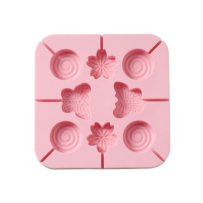 棒棒糖模具自制奶酪模具硅胶食品级手工diy材料巧克力奶酪棒模具