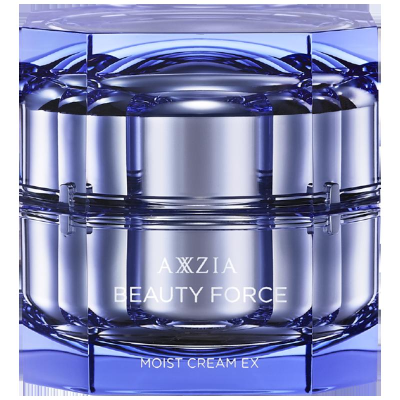 日本AXXZIA晓姿御颜晶采贻贝蛋白修护面♀霜高保湿面霜30g/罐