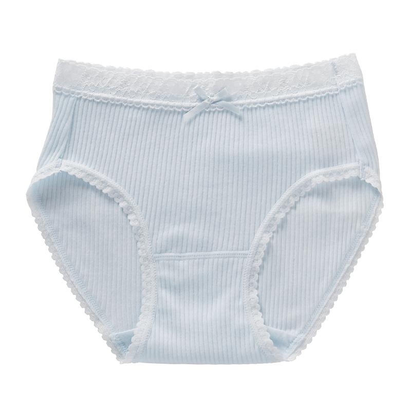 【陌时代】棉裆日系内裤女4条装